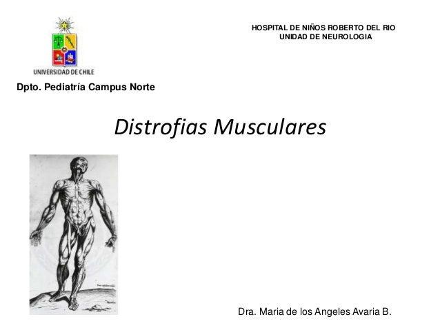 HOSPITAL DE NIÑOS ROBERTO DEL RIO                                        UNIDAD DE NEUROLOGIADpto. Pediatría Campus Norte ...