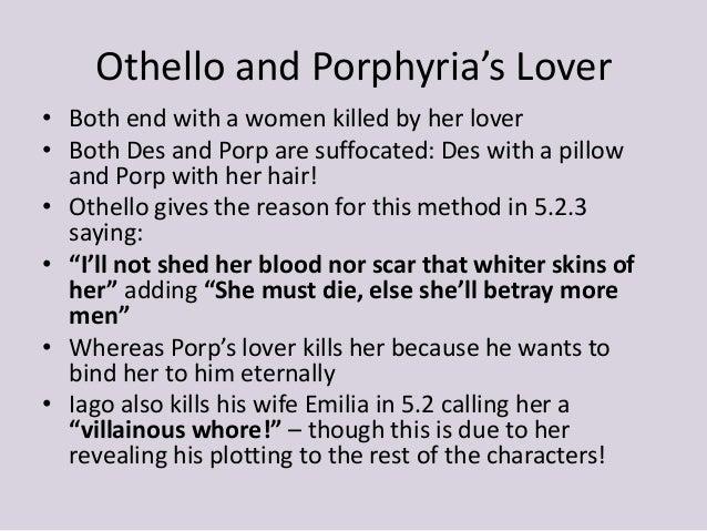 porphyrias lover summary