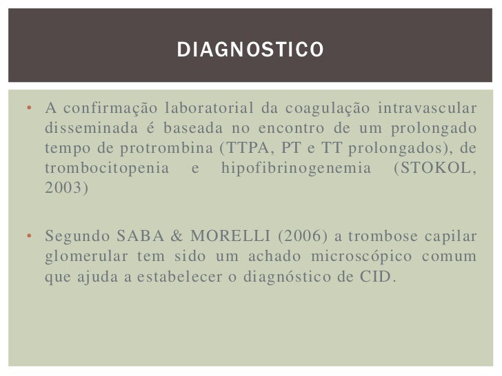 DIAGNOSTICO Eritrócitos deformados e fragmentados (poiquilócitos e  esquisócitos) associados a plaquetas de tamanhos  var...