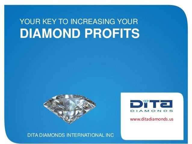 85f6fc0e6d67 Dita diamonds international Inc usa