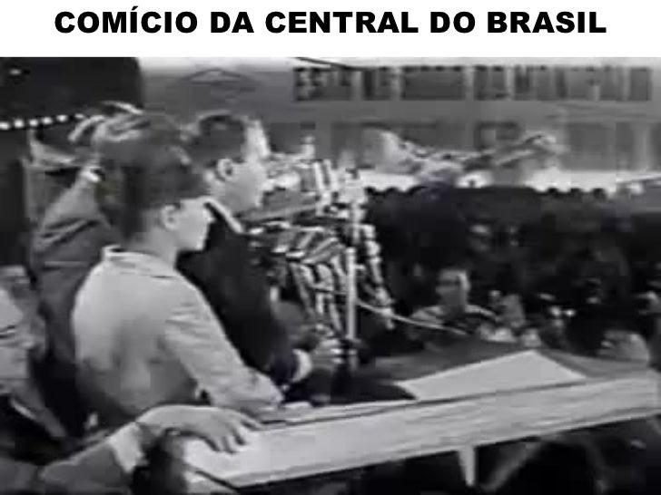 COMÍCIO DA CENTRAL DO BRASIL