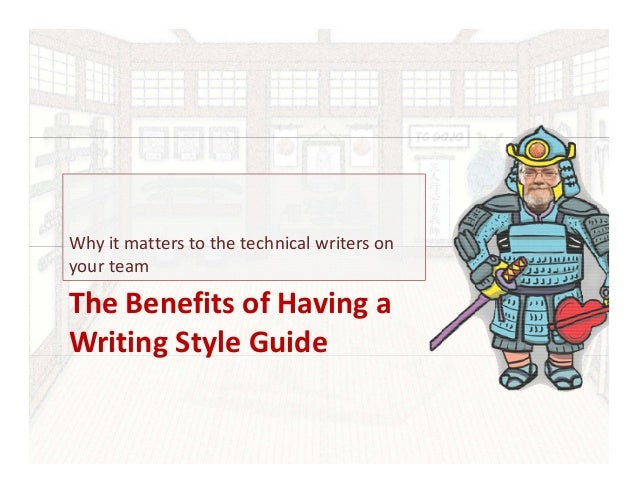 microsoft technical writing style guide
