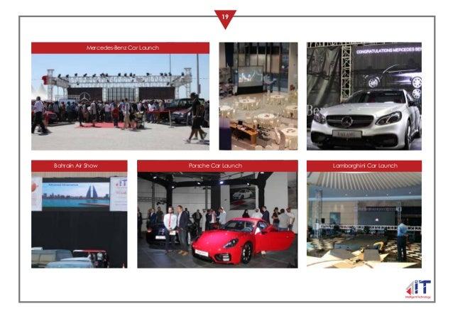 19 Mercedes-Benz Car Launch Bahrain Air Show Porsche Car Launch Lamborghini Car Launch