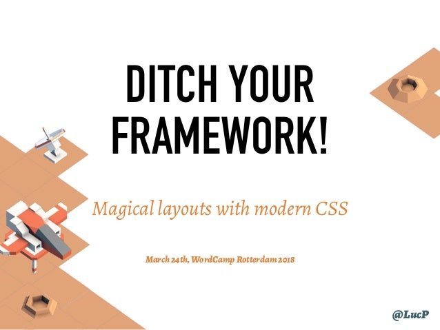 Magical layouts with modern CSS