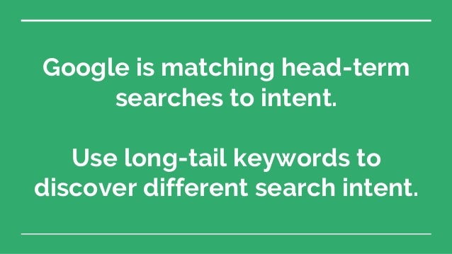 Mapping PPC to Organic Rankings Steps: 1. Review successful PPC keywords 2. Identify relevant organic keyword 3. Note if o...
