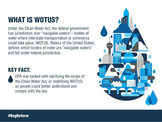 Tell Congress: Ditch WOTUS Slide 2