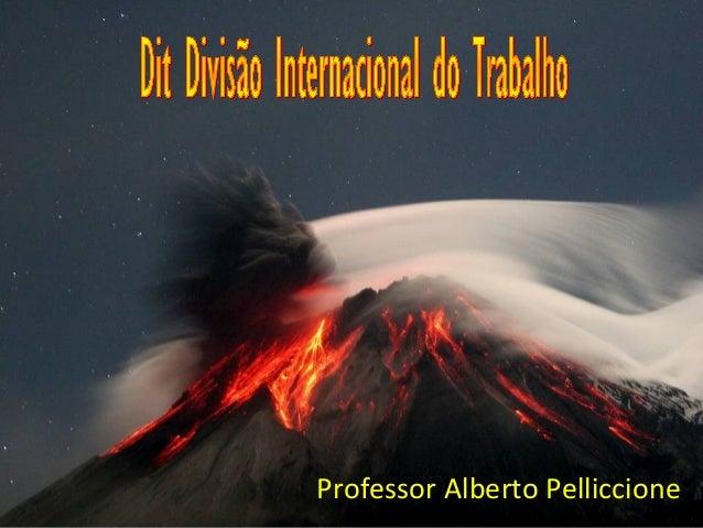 Professor Alberto Pelliccione