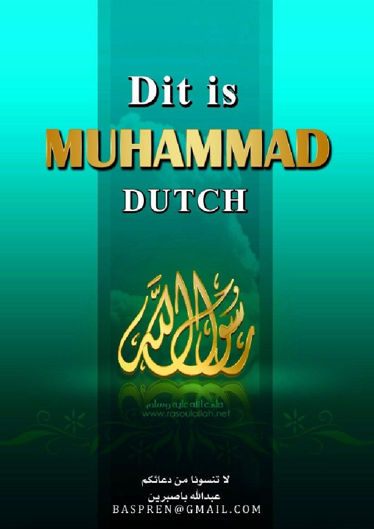 Zijn geboorte   Mohammed s.a.w., de Meester der profeten, is geboren op de Bani Hasjim-laan in Mekka op een maandagmorgen,...