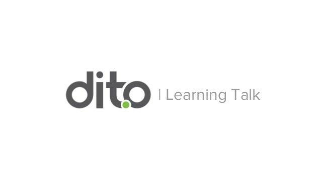 | Learning Talk Dito Learning Talk - Tannus Esquerdo