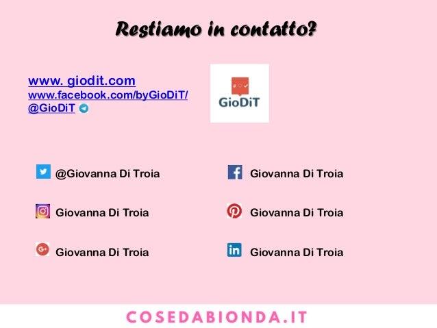 Blogging per start up #SGRosaDigitale