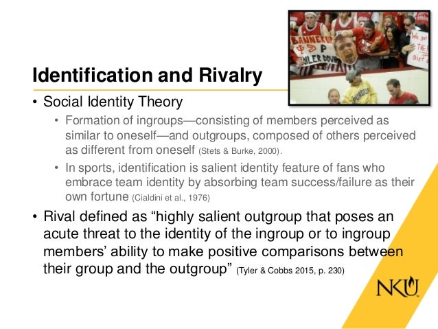 Sports rivalry comparison by geography: Are Canadians more friendly? Slide 2