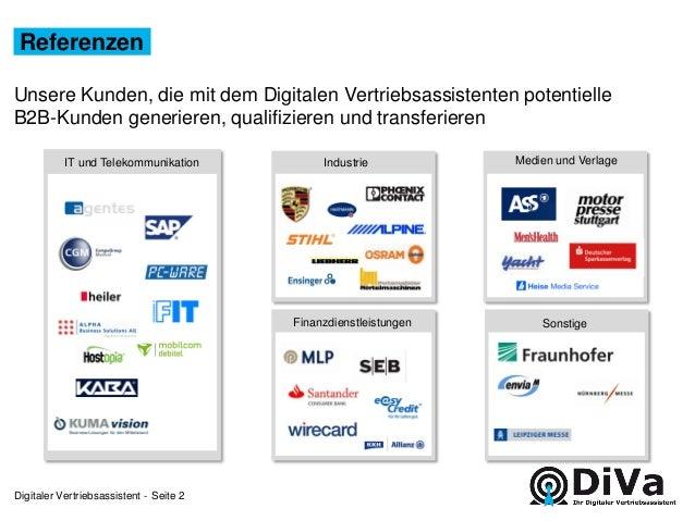 DiVa  -  Ihr Potential Slide 2