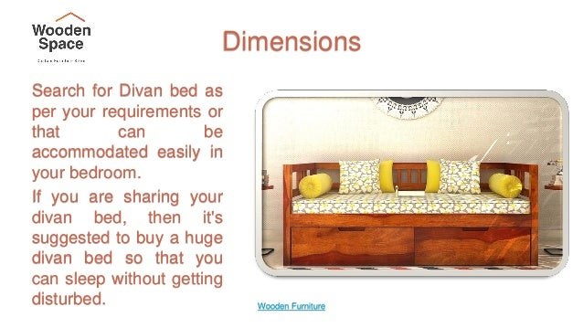 Wooden Furniture 3 Dimensions Search For Divan Bed