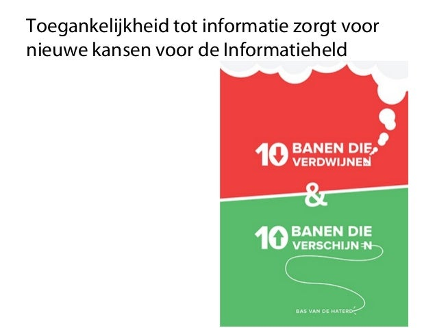 De competenties van de Informatieheld