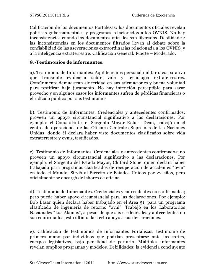 Inteligencia Extraterrestre The wes penre papers the first level of learning present and future challenges (pfc) section: inteligencia extraterrestre