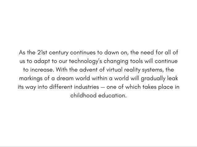 Diverse Virtual Reality EdTools Enabling Student Success   Michael G. Sheppard Slide 2