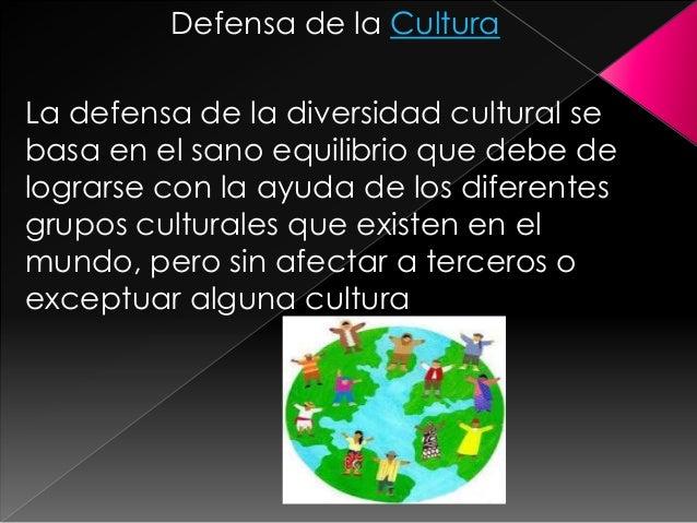 Diversidad cultural Slide 3