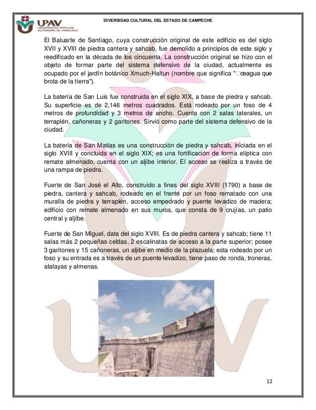 Diversidad cultural del estado de campeche for Jardin botanico xmuch haltun