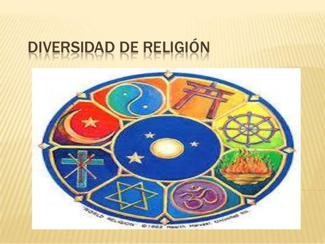 DIVERSIDAD DE RELIGIÓN