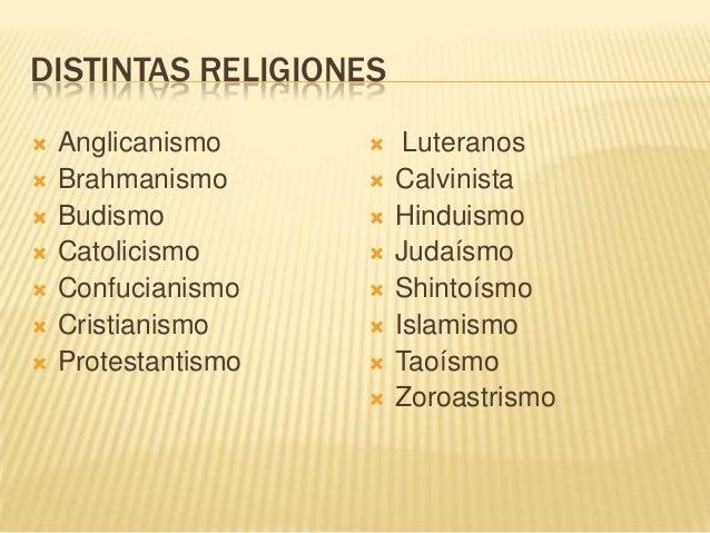 Diversidad de religión carla Slide 3