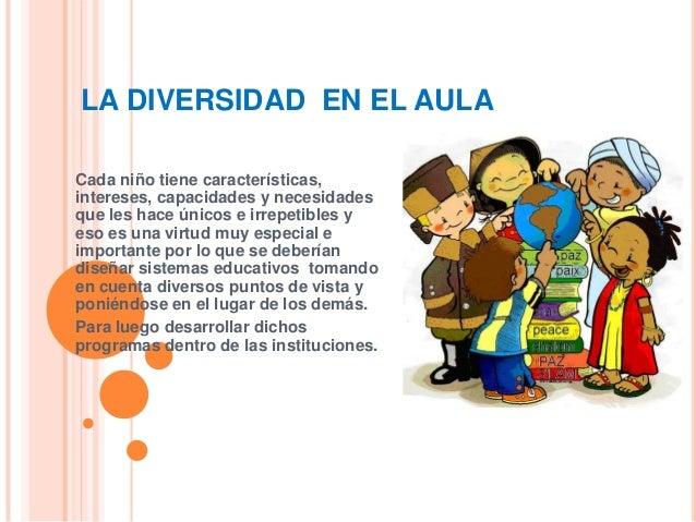 UTE OTRAS VARIABLES QUE DETERMINAN LA DIVERSIDAD EN EL AULA Slide 2