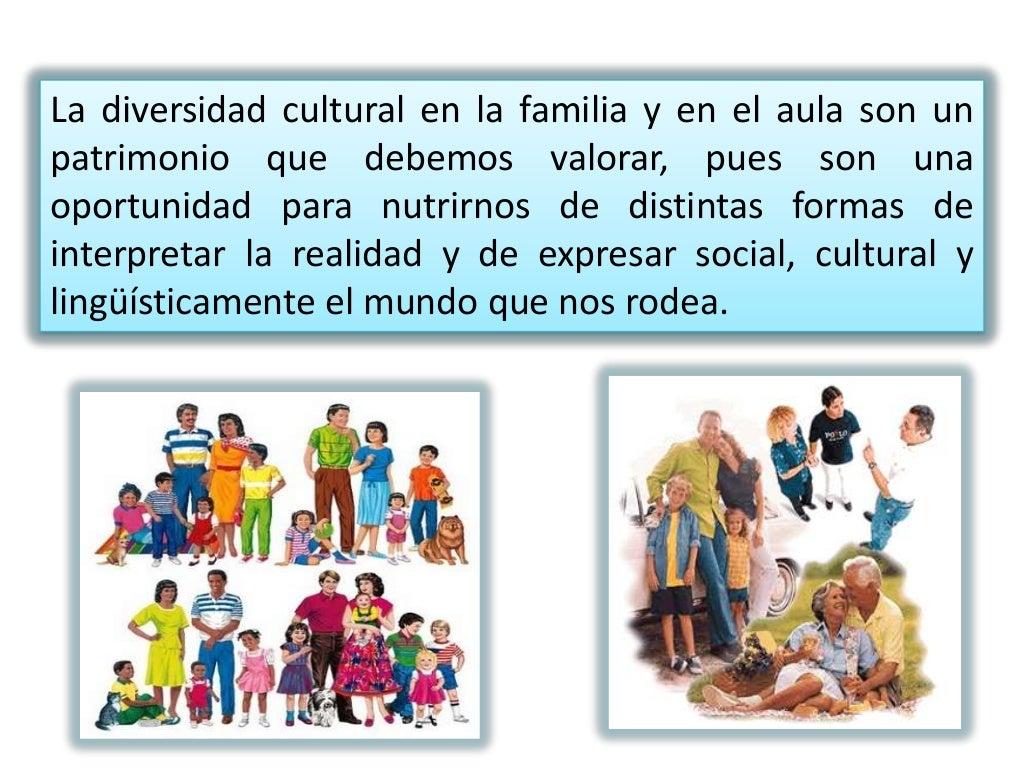 Diversidad En Familia