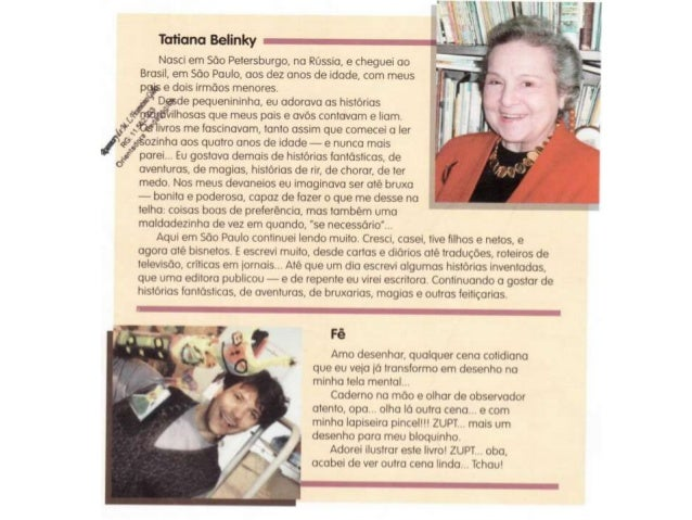 Diversidade - Tatiana Belinky