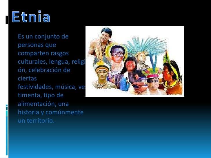 Diversidad etnica y cultural de chanchamayo Slide 2