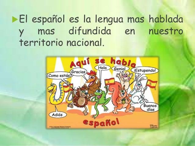 II.- FAMILIA LINGÜÍSTICA ARAHUACA  La familia lingüística arahuaca es la más grande de las 13 que existen en el país.  l...