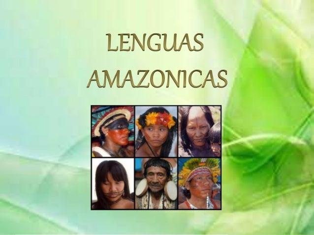 VI.- FAMILIA LINGÜÍSTICA HUITOTO La familia de lenguas witoto (huitoto) está formada por 6 lenguas de las cuales 4 están m...