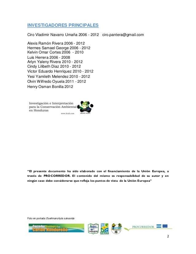 Diversidad y monitoreo de herpetofauna en jardin botanico for Jardin botanico numero telefonico