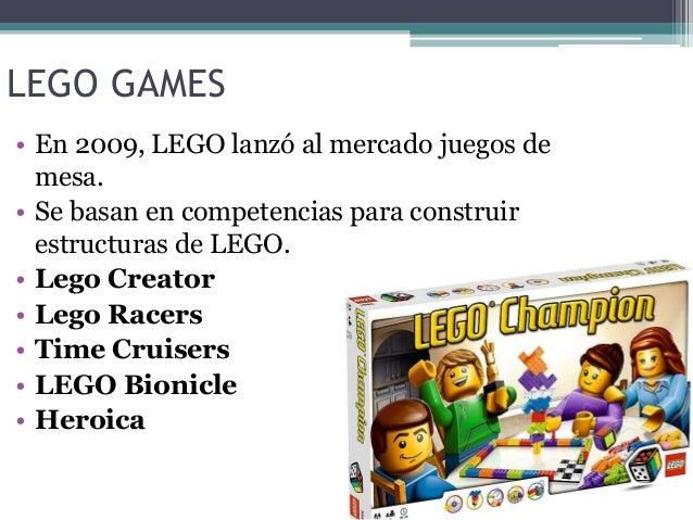 Diversificaci n relacionada en lego for Time stories juego de mesa