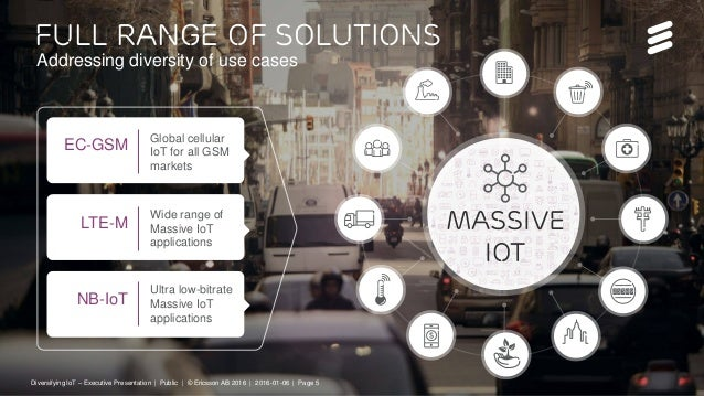 Diversifying Cellular For Massive Iot