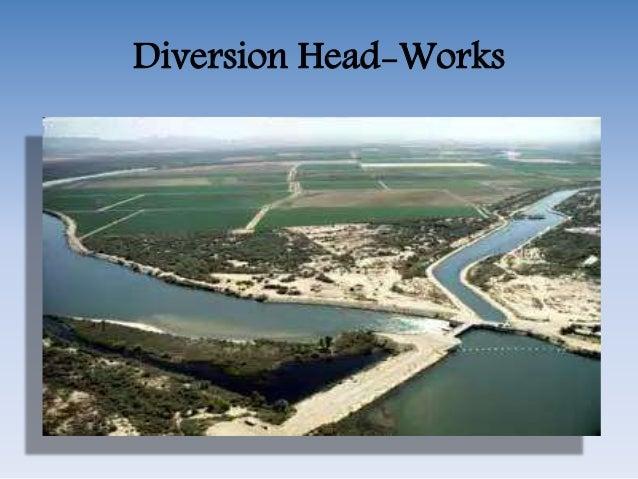 Diversion Headworks