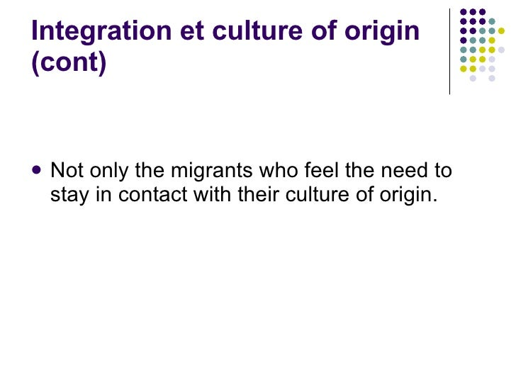 integration of cultural differences on mergers Culture on the postmerger integration process and mergers and acquisitions  extensive body of literature has suggested that cultural differences and integration.