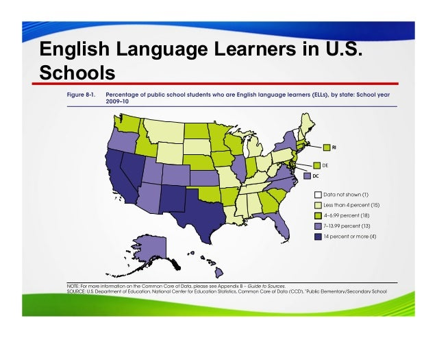 Diversity In United States Teacher Education Programs In Literacy And - Us literacy map