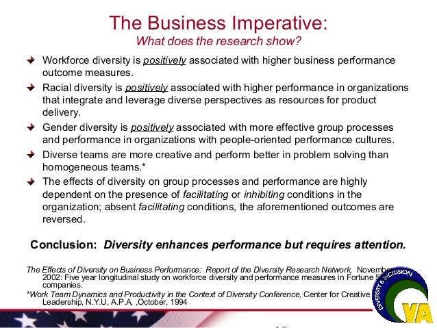 how does the diversity of a workforce affect the organizational behavior Diversity behaviours what we cando a guide for our organizational structures daily living that we don't think of them as workforce diversity issues.