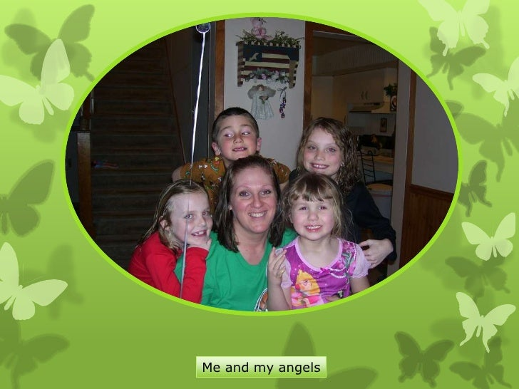 Me and my angels