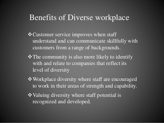 what is diversity and how can we have a diversity driven work environment Environment purpose-driven business cfo knowledge so what can we do about this do you have any diversity stories to share with us.