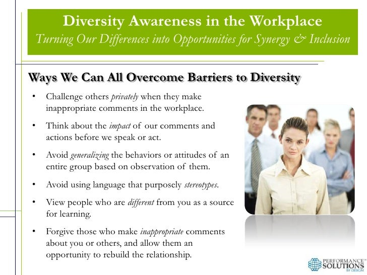 how to support diversity in workplace