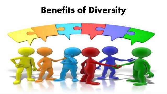 Resultado de imagen de benefits of diversity