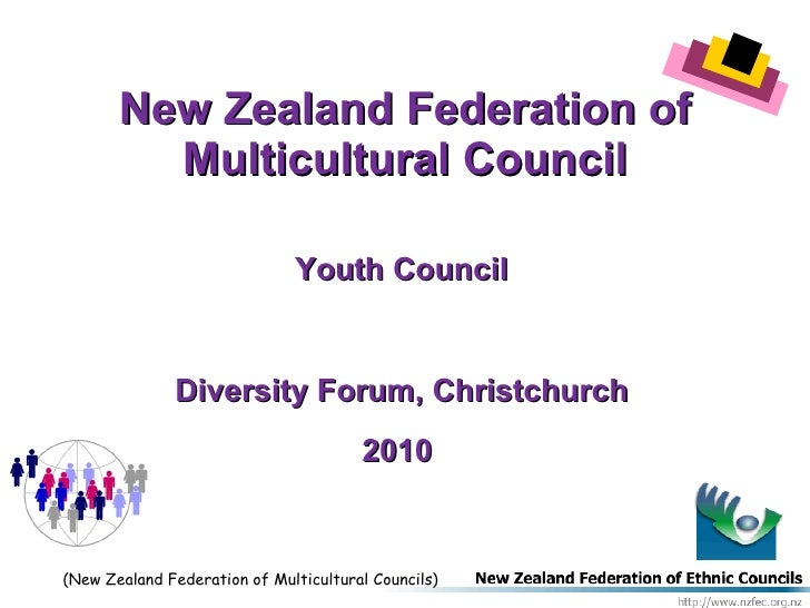 New Zealand Federation of Multicultural Council Youth Council Diversity Forum, Christchurch 2010