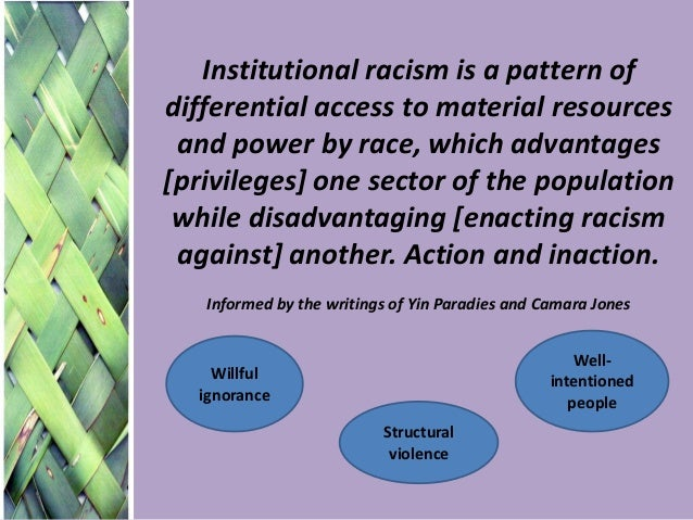 an introduction to the definition of racism Racism: a very short introduction - by ali rattansi from oxford university press canada.