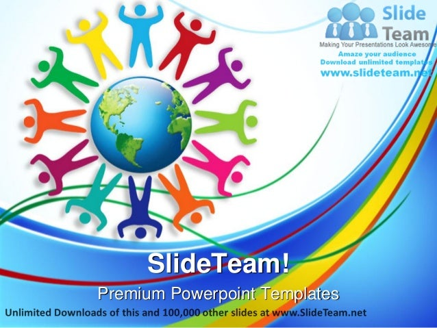 Diversity Global Power Point Templates Themes And