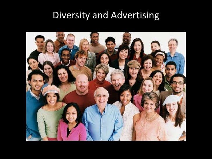Diversity and Advertising