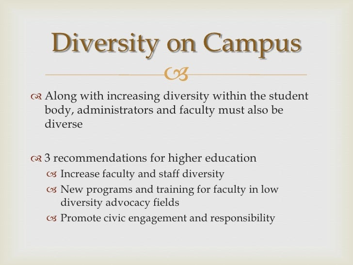 what is diversity in education pdf