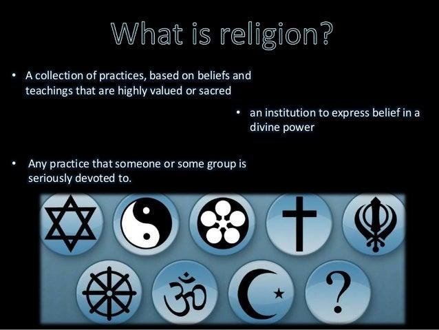 Diversity in religion Slide 2