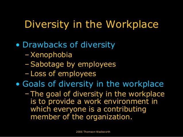 how to support diversity in the workplace