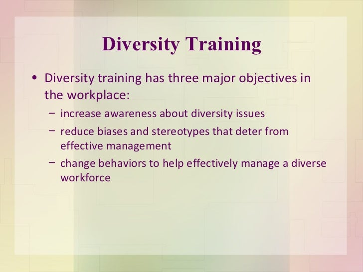 diversity in the workplace 4 essay For example, an organization may define diversity as regulatory compliance, as   two core resources for workplace diversity best practices are aronson's.