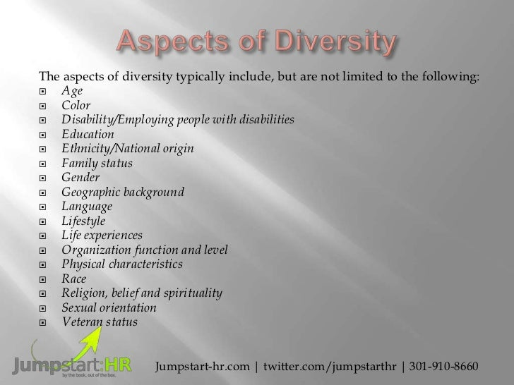 advantages of a diverse society